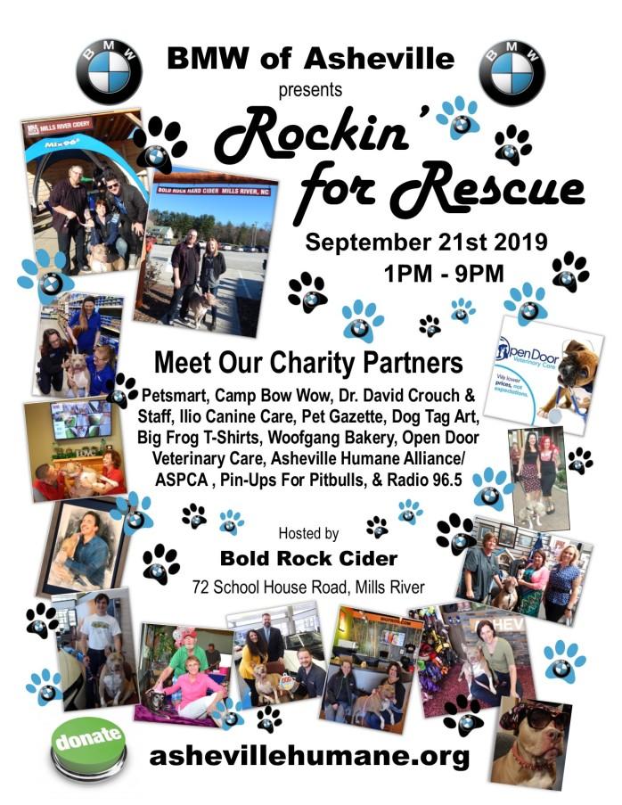 Rockin for Rescue 2019 1