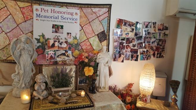 Pet Honoring Memorial November 2019